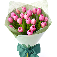 Charming Tulips for the Valentine's Day