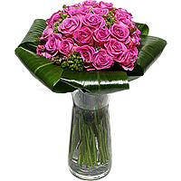 Eye-Catching Bundle of Mind blowing Roses