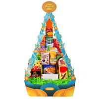 Enchanting Holiday Treat Gift Tower<br>