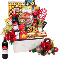 Ideal Celebration of Sweet Holiday Gift Hamper<br>