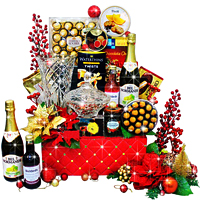 Exquisite All Time Favorite Gift Hamper for Festive Occasion<br>