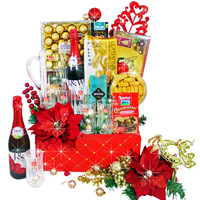 Provocative Assortments Gourmet Hamper<br>