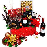Ravishing Best Treats for Success Gift Hamper<br>