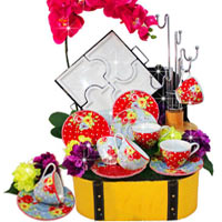 Welcoming Morning Tea Time Gift Set