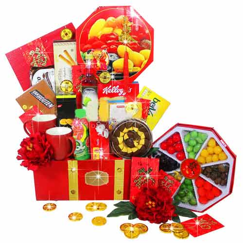 Many Thanks Gift Hamper of Assortments