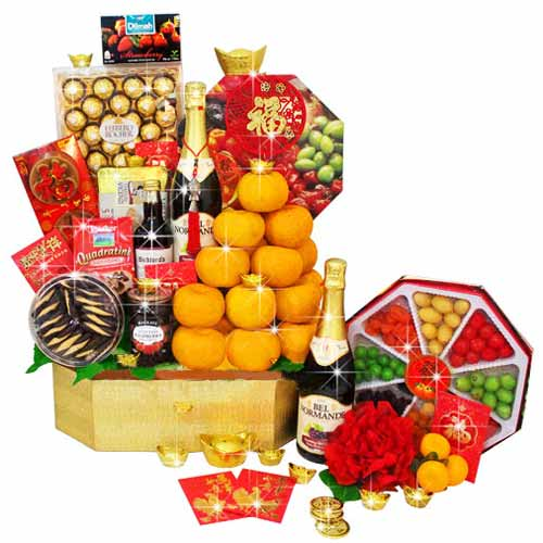 Simply Divine Gift Hamper of Assortments