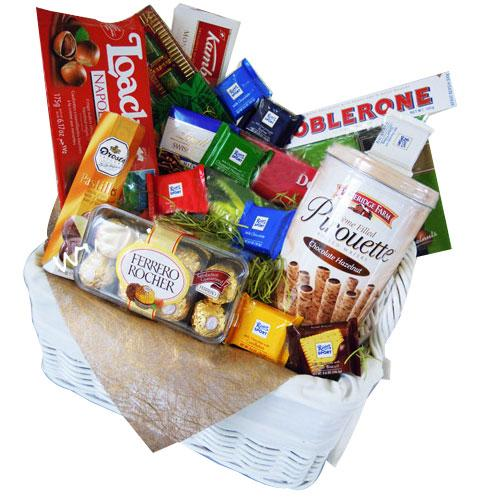 Irresistible Chocolate Temptations Gift Hamper