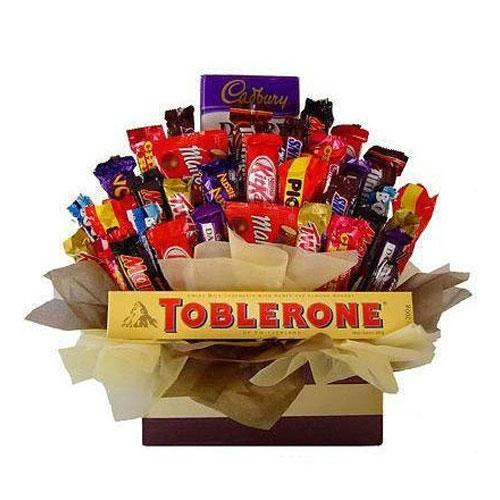 Lavish For the Love of Chocolate Gift Hamper