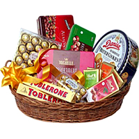 Wonderful Choco Delight Hamper