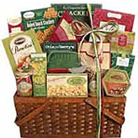 Wonderful Gourmet Basket