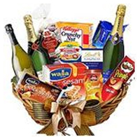Exciting Gourmet Basket
