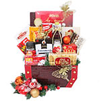 Captivating Arrangement of Delectable Items for X-Mas