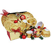Remarkable Xmas Hamper of Blowout