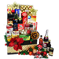Sophisticated Hamper of Lady Ambrosial