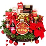 Fun Together Christmas Gift Basket