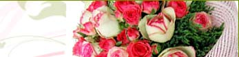 Send Flower Bouquet to Indonesia